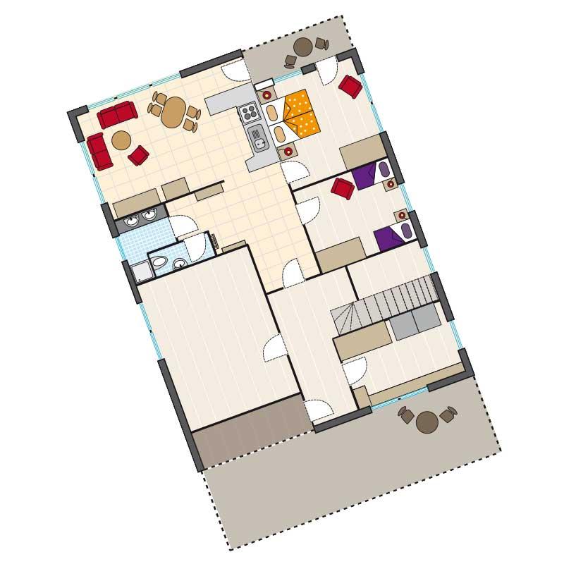 ferienwohnung schwarzwaldblick in hornberg im schwarzwald. Black Bedroom Furniture Sets. Home Design Ideas